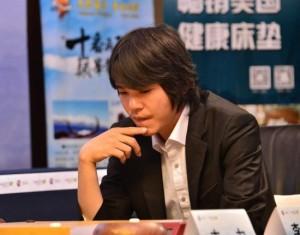 Lee Sedol lors de la MLily Cup - crédit http://www.usgo.org/